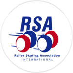 Roller Skating Association Logo